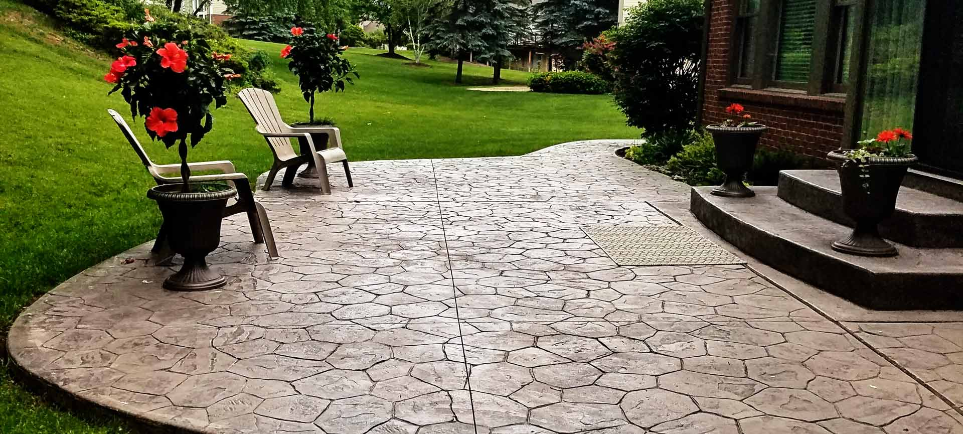 Patios - Concrete Contractor Michigan | Reliable Custom Concrete